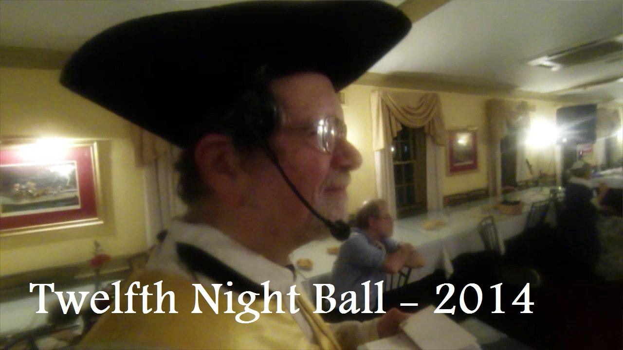 Twelfth Night Ball Video